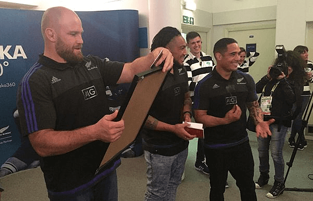 How the Hydrachill connection was a 2015 Rugby World Cup winner