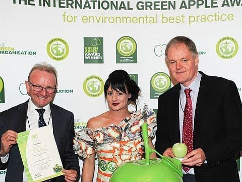 HydraChill receives double award at Parliament