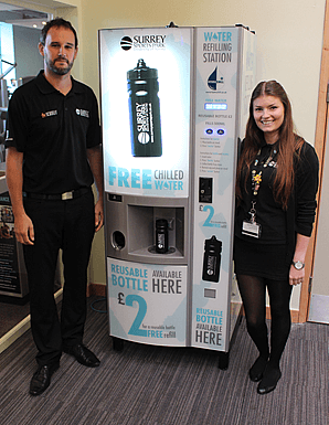 HydraChill comes to Surrey Sports Park